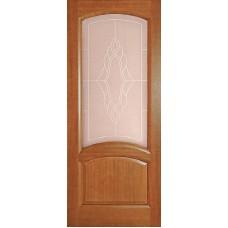 Ульяновские двери Соло тёмный анегри ДО