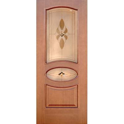 Ульяновская дверь Соренто тёмный анегри ДО