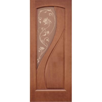 Ульяновская дверь Версаль тёмный анегри ДО