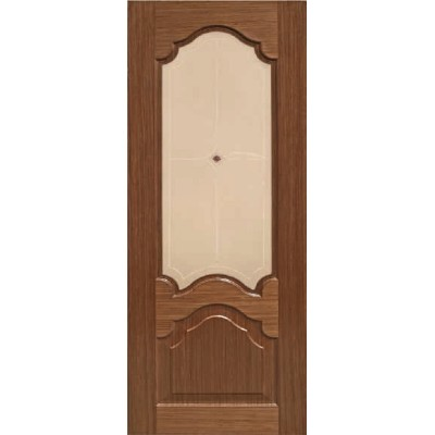 Ульяновская дверь Виктория орех ДО