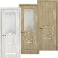 Двери экошпон Сиена-1