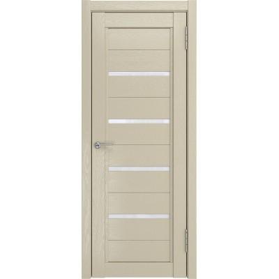 Межкомнатная дверь экошпон LH-4 капучино софтач