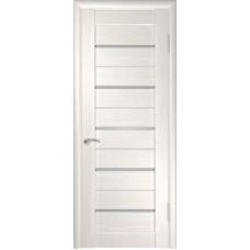 Дверь экошпон ЛУ-22 белёный дуб