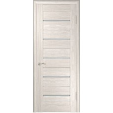 Дверь экошпон ЛУ-22 капучино