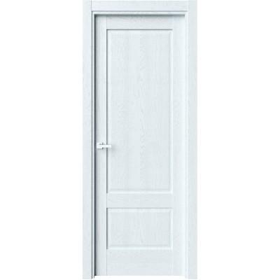 Межкомнатная дверь экошпон Z-4 дуб сатин