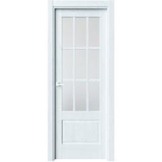Дверь экошпон Z-6 дуб сатин