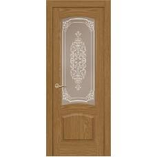 Дверь ульяновская Александрит дуб ДО