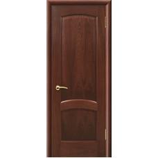 Дверь ульяновская Александрит красное дерево ДГ