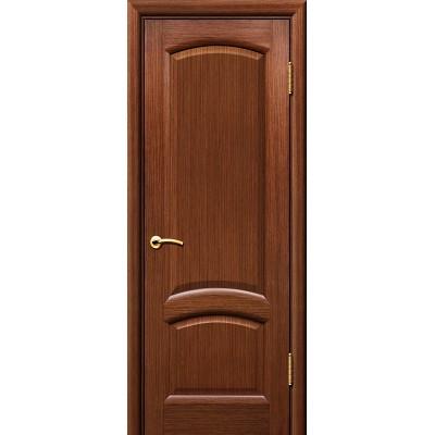 Дверь ульяновская Александрит(Комфорт) орех ДГ