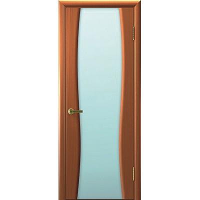 Дверь ульяновская Диадема-2(Комфорт) тёмный анегри ДО