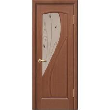 Ульяновские двери Дионит тёмный анегри ДО