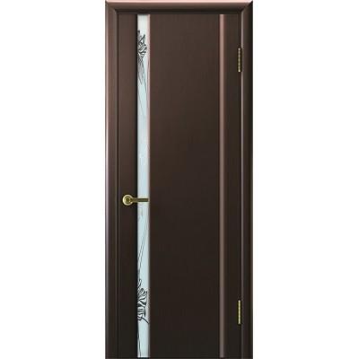 Ульяновская дверь Экзотика-1 венге