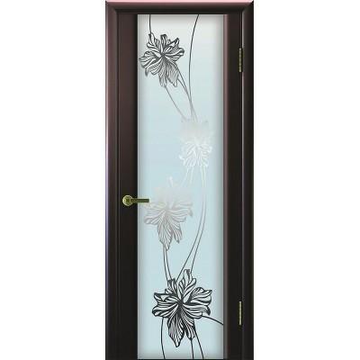 Ульяновская дверь Экзотика-3 венге