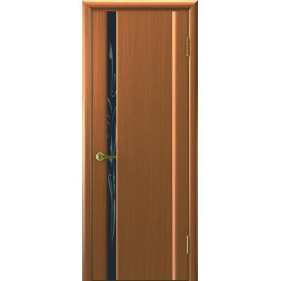 Ульяновская дверь Комфорт-1 тёмный анегри