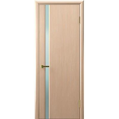 Ульяновская дверь Модерн-1 белёный дуб