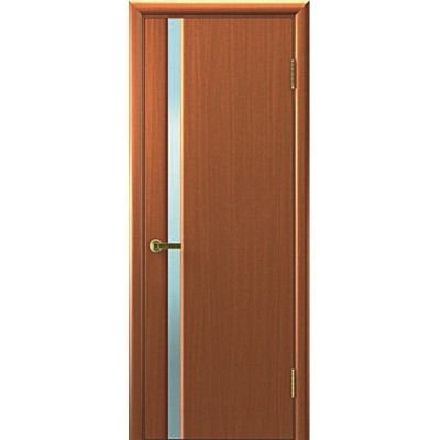 Ульяновская дверь Модерн-1 тёмный анегри