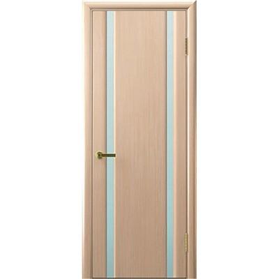 Ульяновская дверь Модерн-2 белёный дуб