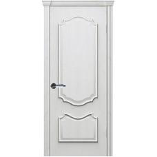 Ульяновские двери Рубин-2 дуб молочный ДГ