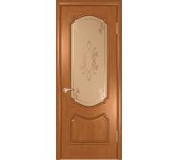 Ульяновская дверь Рубин-2 светлый анегри ДО