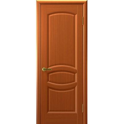 Дверь ульяновская Топаз(Комфорт) тёмный анегри ДГ