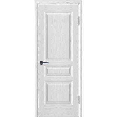 Ульяновская дверь Яшма дуб молочный ДГ
