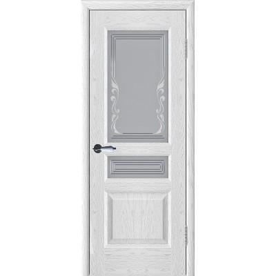 Ульяновская дверь Яшма дуб молочный ДО