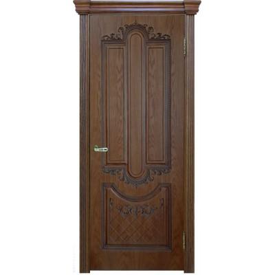 Ульяновская дверь Калипсо тон орех-2 ДГ