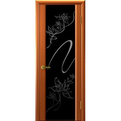 Ульяновская дверь Альмека тёмный анегри