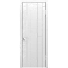 Ульяновские двери Арт-1 ясень белая эмаль