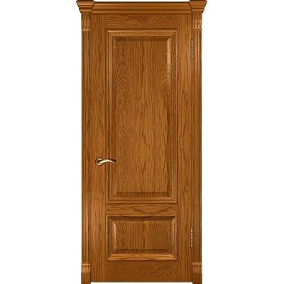 Ульяновская дверь Фараон-1 дуб золотистый ДГ