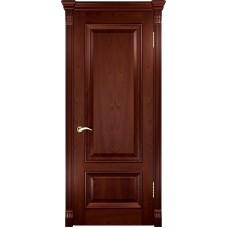 Ульяновские двери Фараон-1 красное дерево ДГ