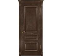 Ульяновские двери Фараон-2 морёный дуб ДГ