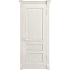 Ульяновская дверь Гера-2 дуб RAL 9010 ДГ