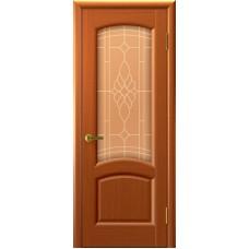 Ульяновская дверь Лаура тёмный анегри ДО