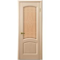 Ульяновская дверь Лаура белёный дуб ДО