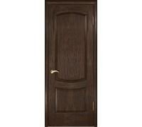 Ульяновские двери Лаура-2 морёный дуб ДГ