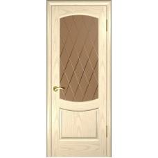 Ульяновские двери Лаура-2 слоновая кость ДО