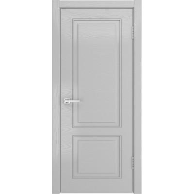 Ульяновская дверь Нео-1 ясень манхеттен ДГ