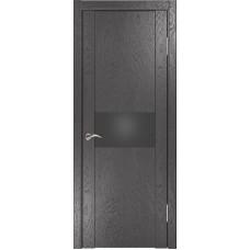Ульяновская дверь Орион-1 дуб серая эмаль