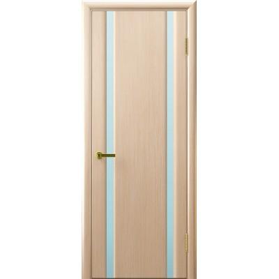 Ульяновская дверь Синай-2 белёный дуб ДО
