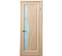 Ульяновская дверь Торнадо белёный дуб ДО
