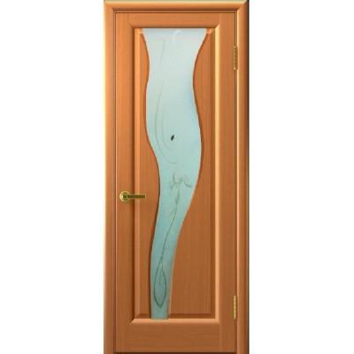 Ульяновская дверь Торнадо-2 светлый анегри ДО