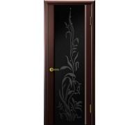 Ульяновские двери Трава-2 венге