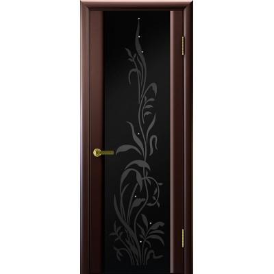 Ульяновская дверь Трава-2 венге