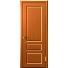 Ульяновская дверь Валентия-2 светлый анегри ДГ