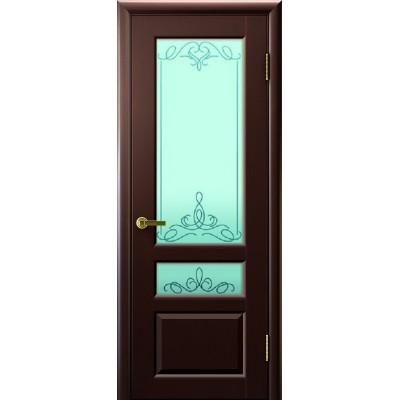 Ульяновская дверь Валентия-2 венге ДО