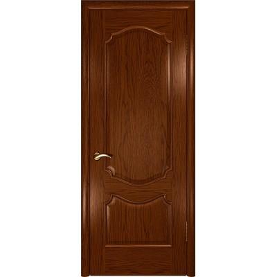 Ульяновская дверь Венеция дуб сандал ДГ