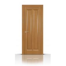 Дверь СитиДорс модель Крит цвет Анегри светлый