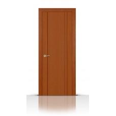 Дверь СитиДорс модель Циркон-1 цвет Анегри темный