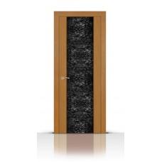 Дверь СитиДорс модель Дождь цвет Анегри светлый